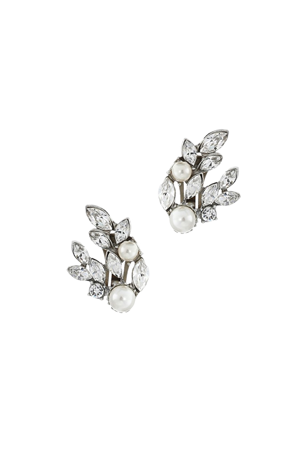 [RENTAL][Pearl Stud Earrings]by Ben Amun