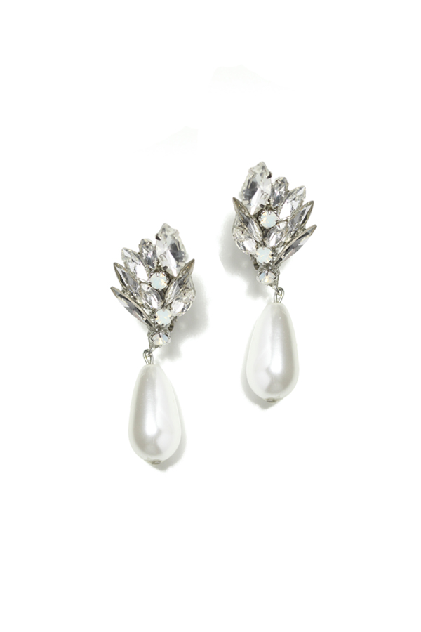 [RENTAL][Angelia Earrings] COUTURE by Julie