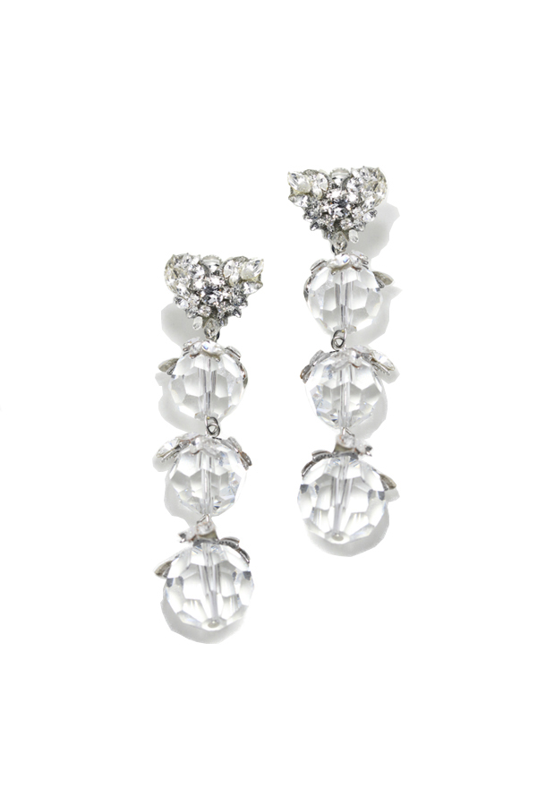 [RENTAL][Chiara Earrings]COUTURE by JULIE
