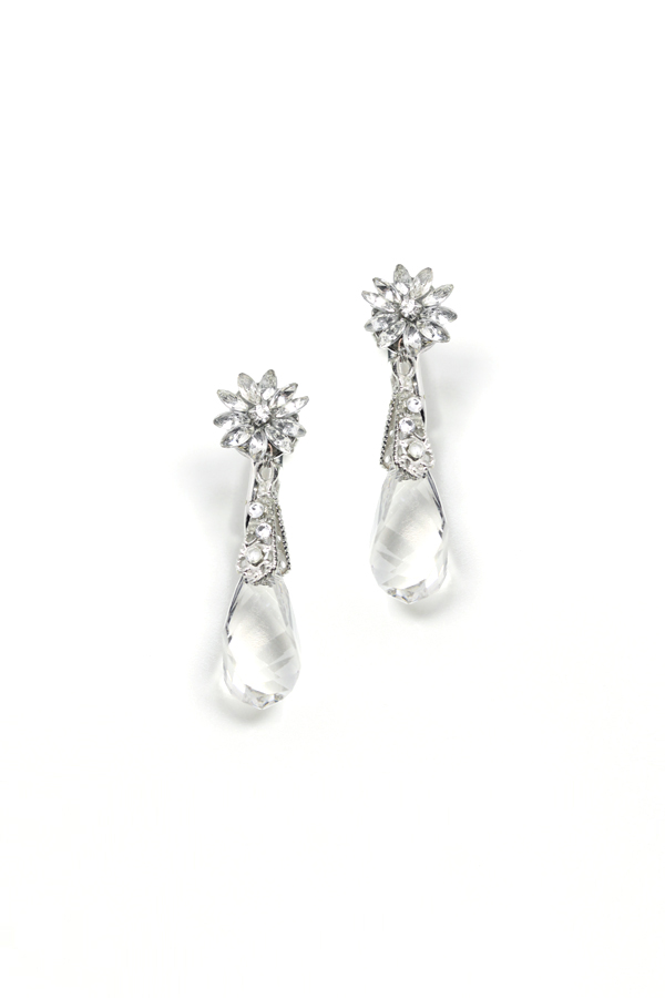 [PRE ORDER][Elsa Earrings]by COUTURE by JULIE