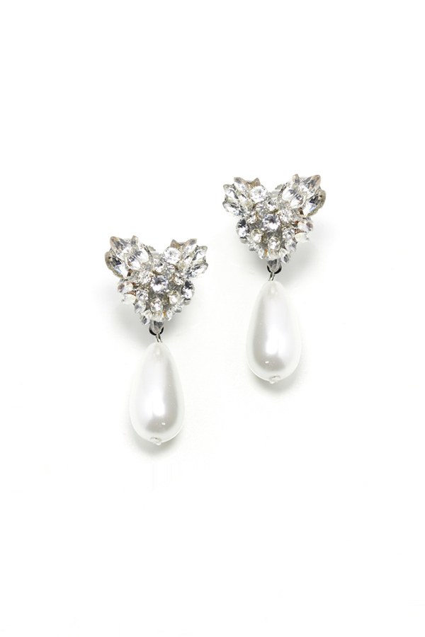 [PRE ORDER][Marie Earrings]by COUTURE by JULIE