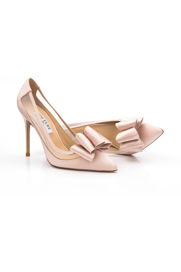 [SELL][Feerique -Silk Shoes Rose Cache- 100]COUTURE by Julie