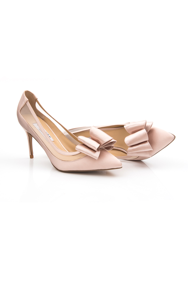 [SELL][Feerique -Silk Shoes Rose Cache- 80]COUTURE by Julie