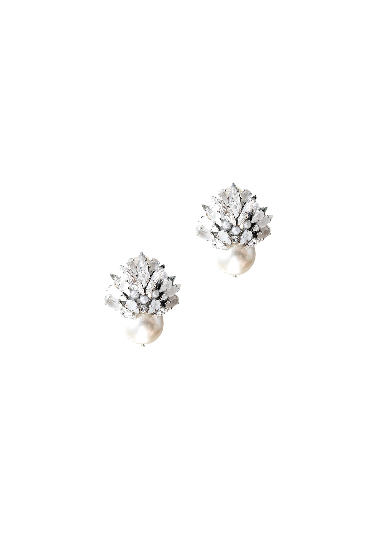 [RENTAL][Melia Earrings]by ERICKSON BEAMON(参考価格¥59,400)