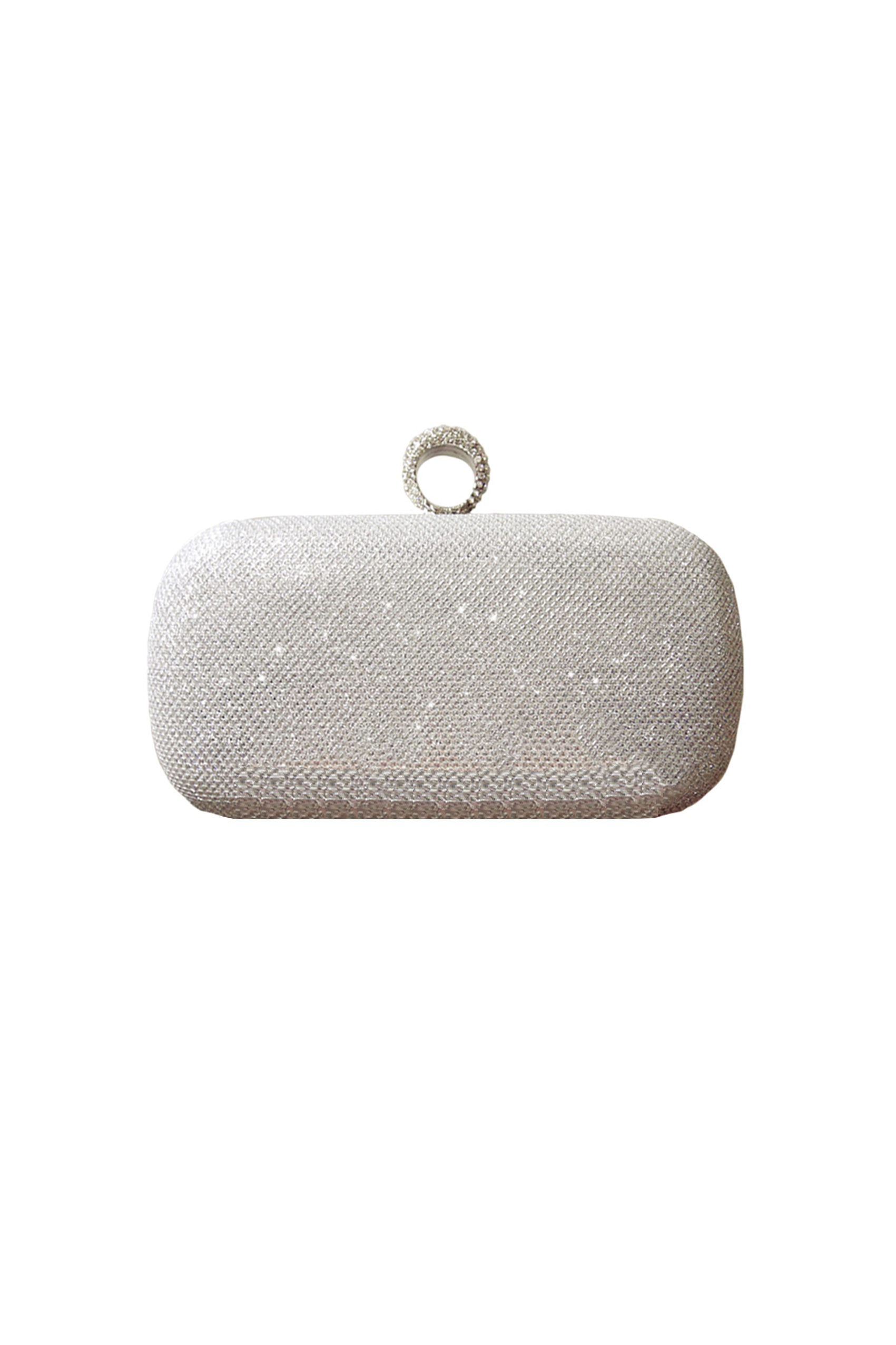 [SELL][Petit Julie Glitter Ring Clutch]by Petit Julie