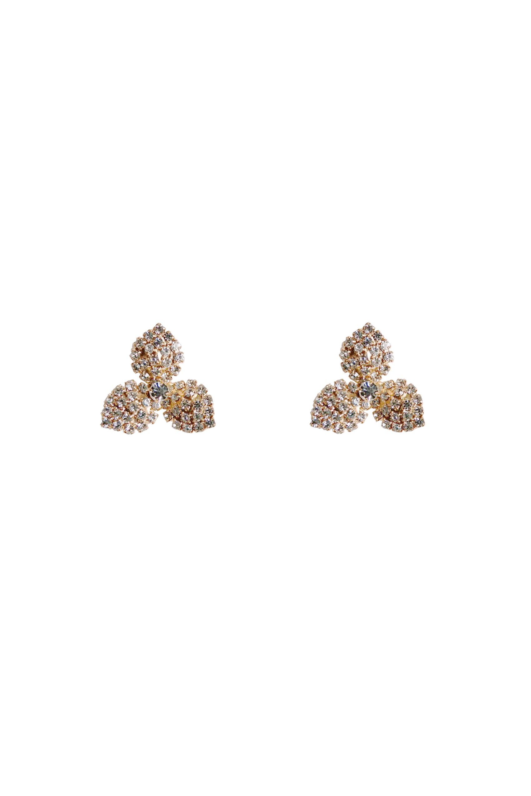 [RENTAL][Celeste Stud Earrings Gold]by JENNIFER BEHR