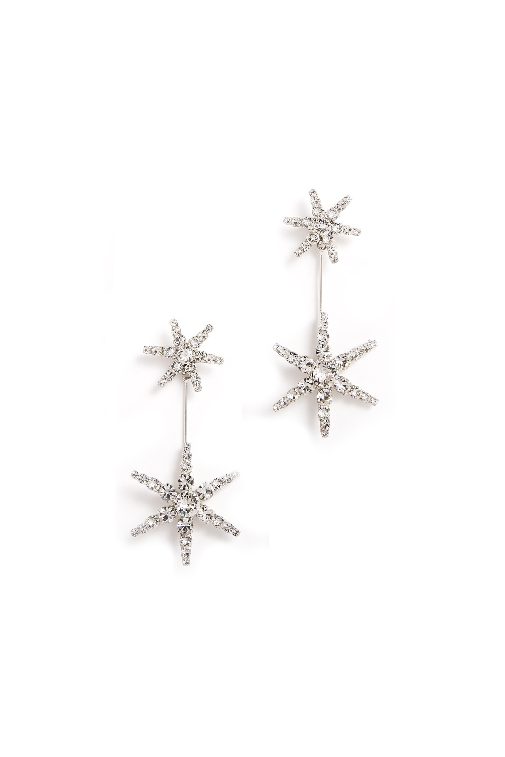 [RENTAL][Estee Earrings Crystal]by JENNIFER BEHR