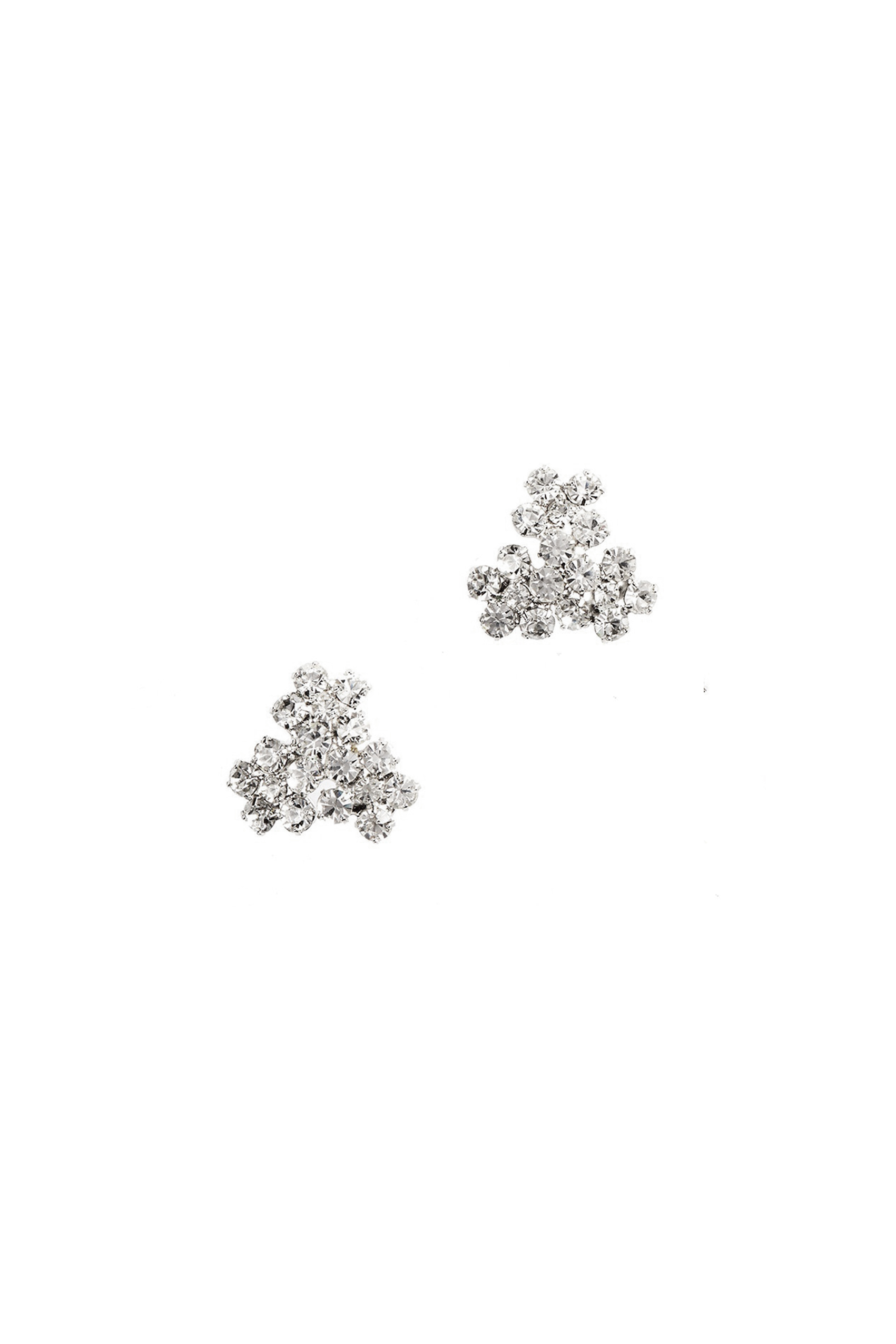 [SELL][Violet Stud Earrings Crystal]by JENNIFER BEHR