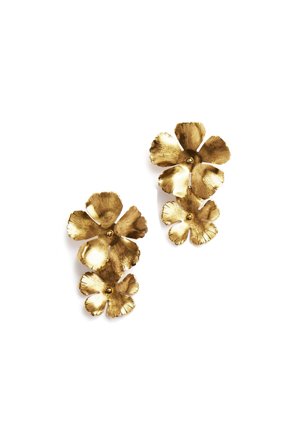 [RENTAL][Chloe Earrings]by JENNIFER BEHR(参考価格¥32,400)