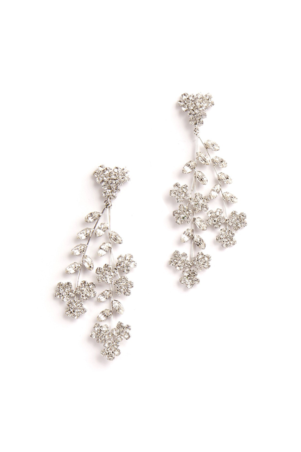 [RENTAL][Violetta Chandelier Earrings]by JENNIFER BEHR