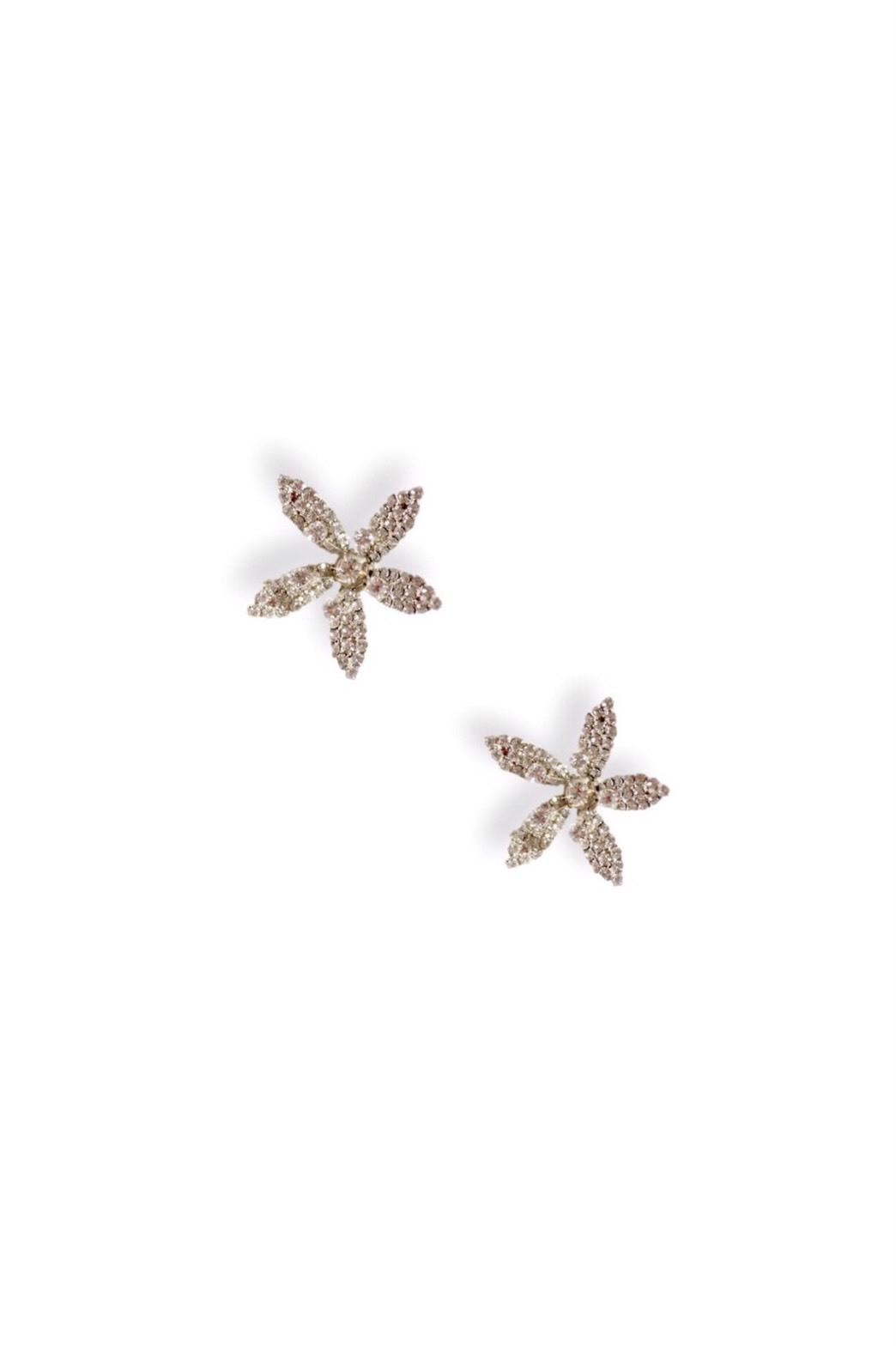[RENTAL][Petite Crystal Orchid Pierce]by JENNIFER BEHR(参考価格¥38,940)