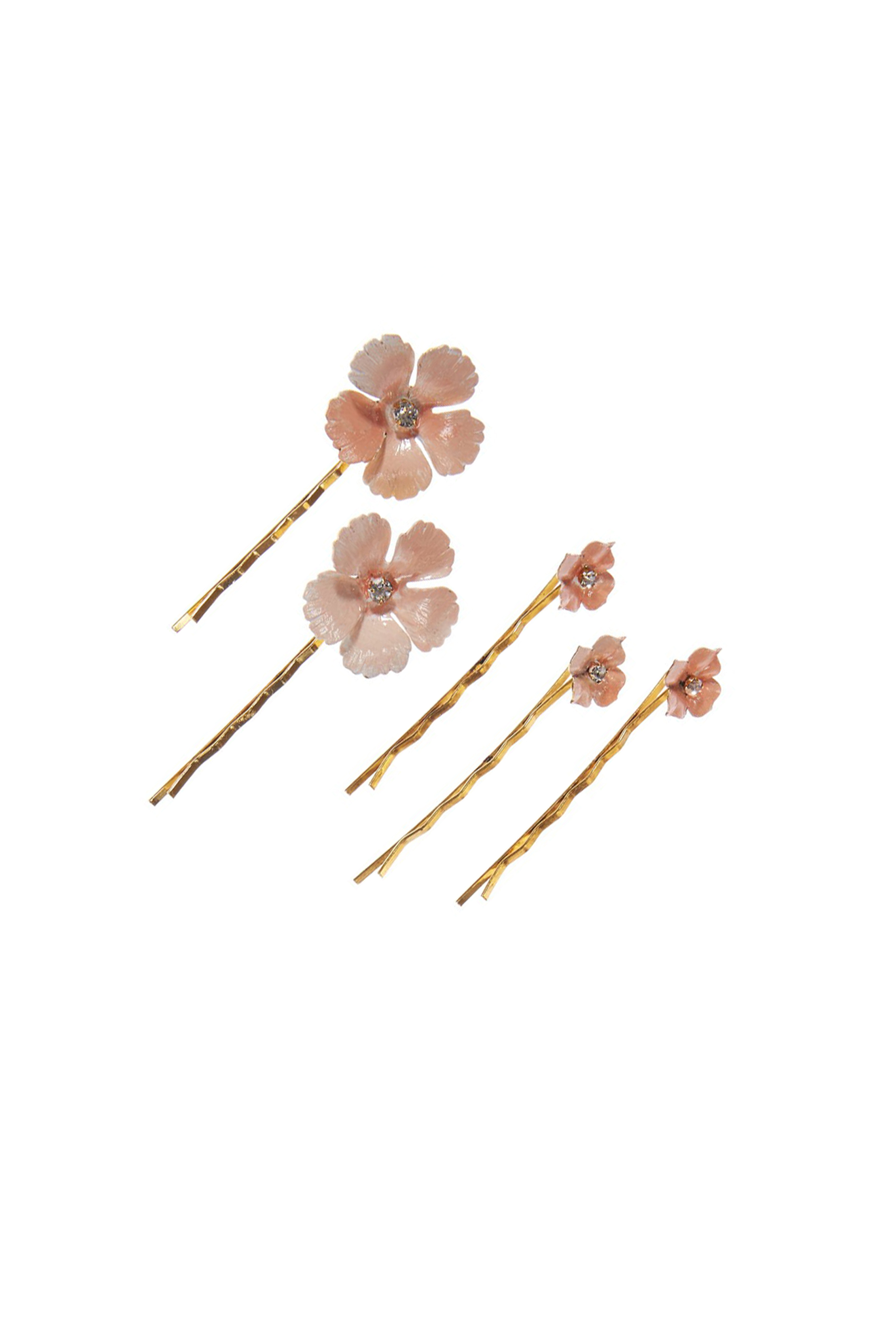 [RENTAL][Juliette Bobby Pin Pink]by JENNIFER BEHR(参考価格¥25,740)