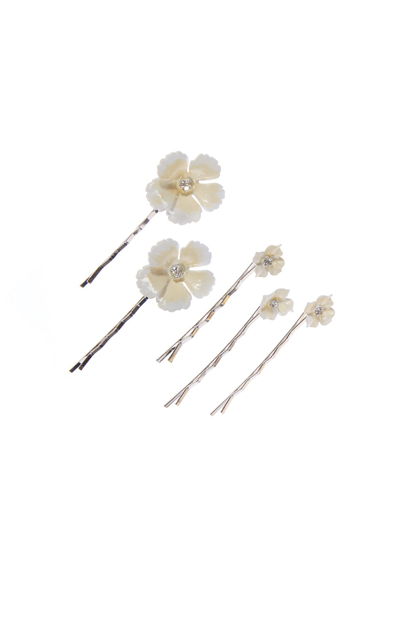[RENTAL][Juliette Bobby Pin Snow]by JENNIFER BEHR(参考価格¥25,740)