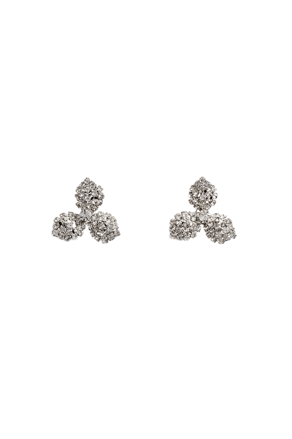 [RENTAL][Celeste Stud Earrings Crystal]by JENNIFER BEHR