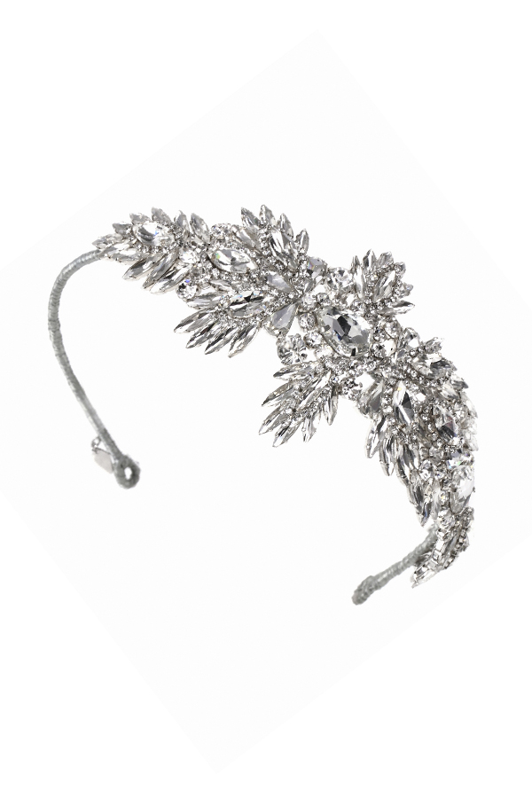 [RENTAL][GazelleⅣHeaddress Crystal]by JennyPackham(参考価格¥59,400)