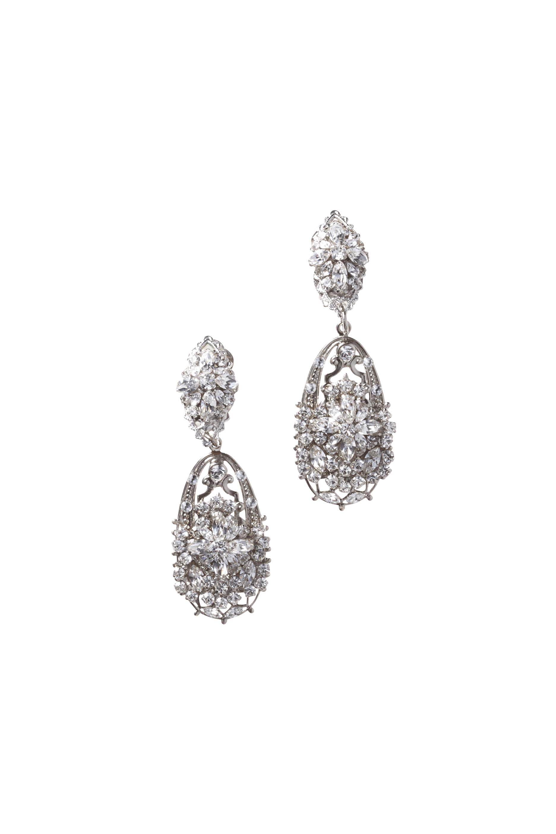 [RENTAL][Primo Earrings]by MariaElena(参考価格¥48,600)