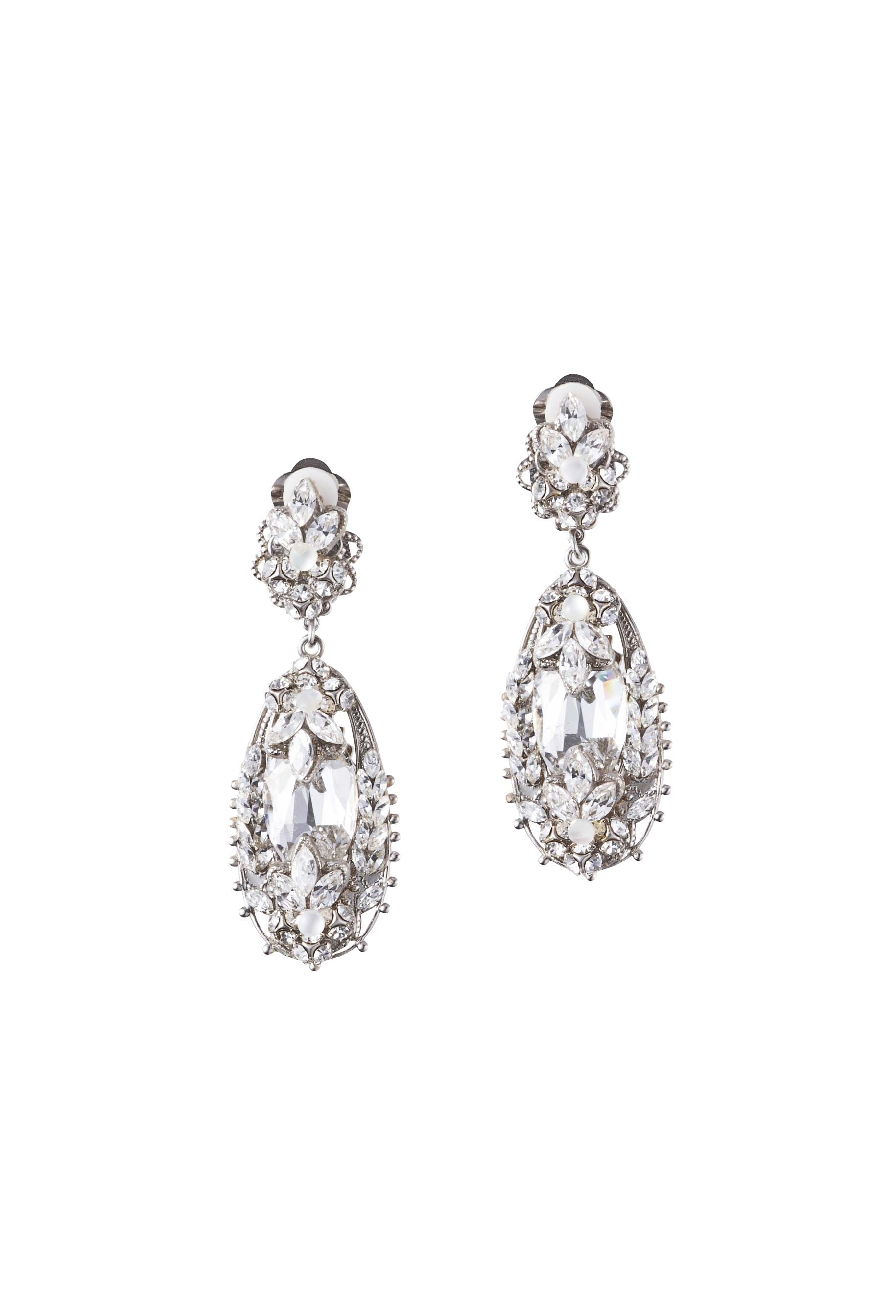 [RENTAL][Sarah Earrings]]by MariaElena(参考価格¥48,600)