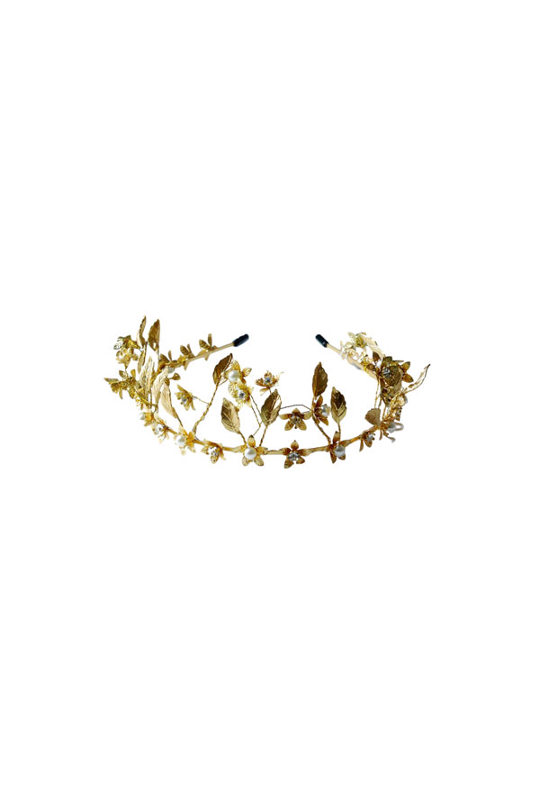 [RENTAL][Jardin Tiara Gold]by Ti Adoro Jewelry
