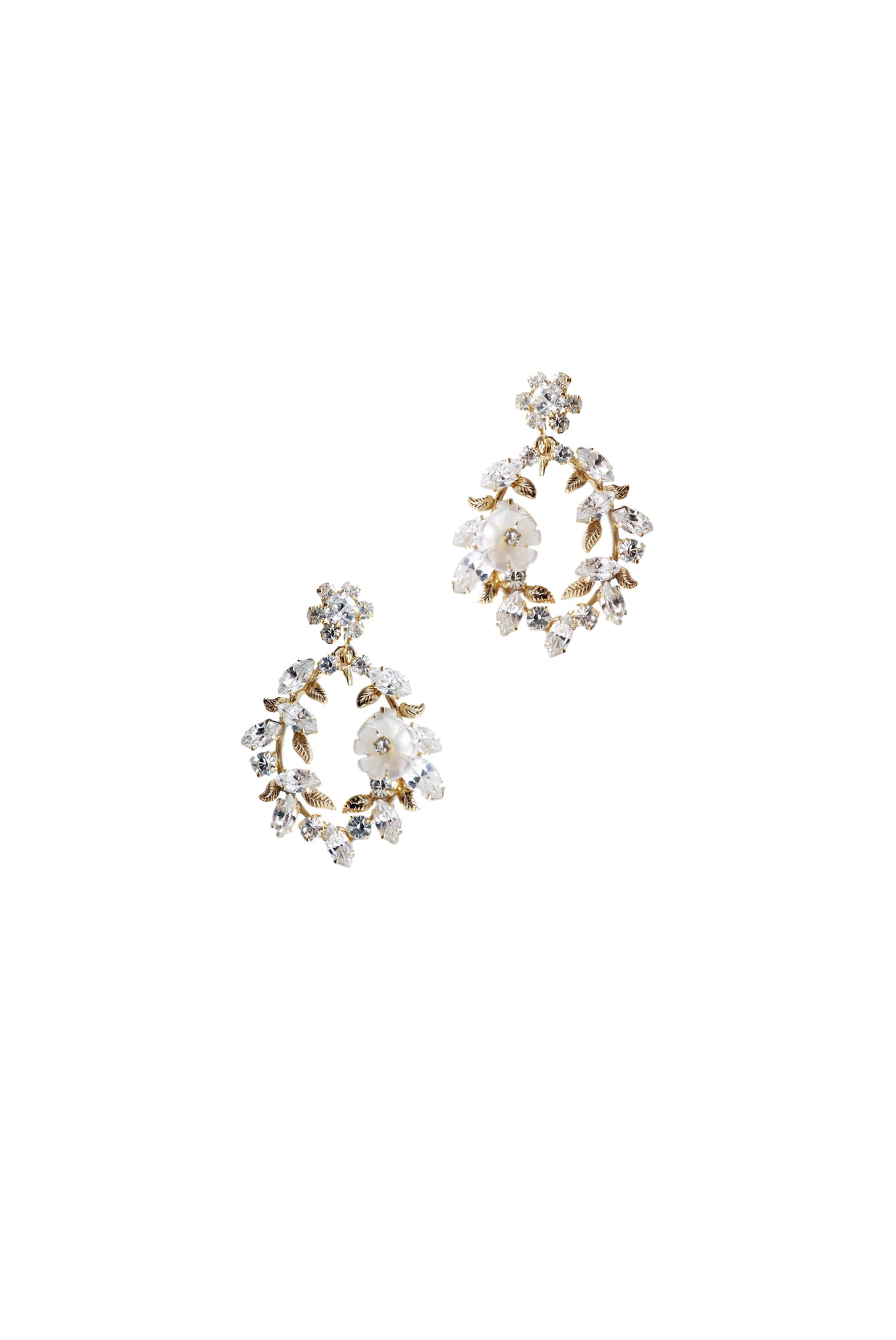 [RENTAL][Corona Earrings]by Ti Adoro Jewelry