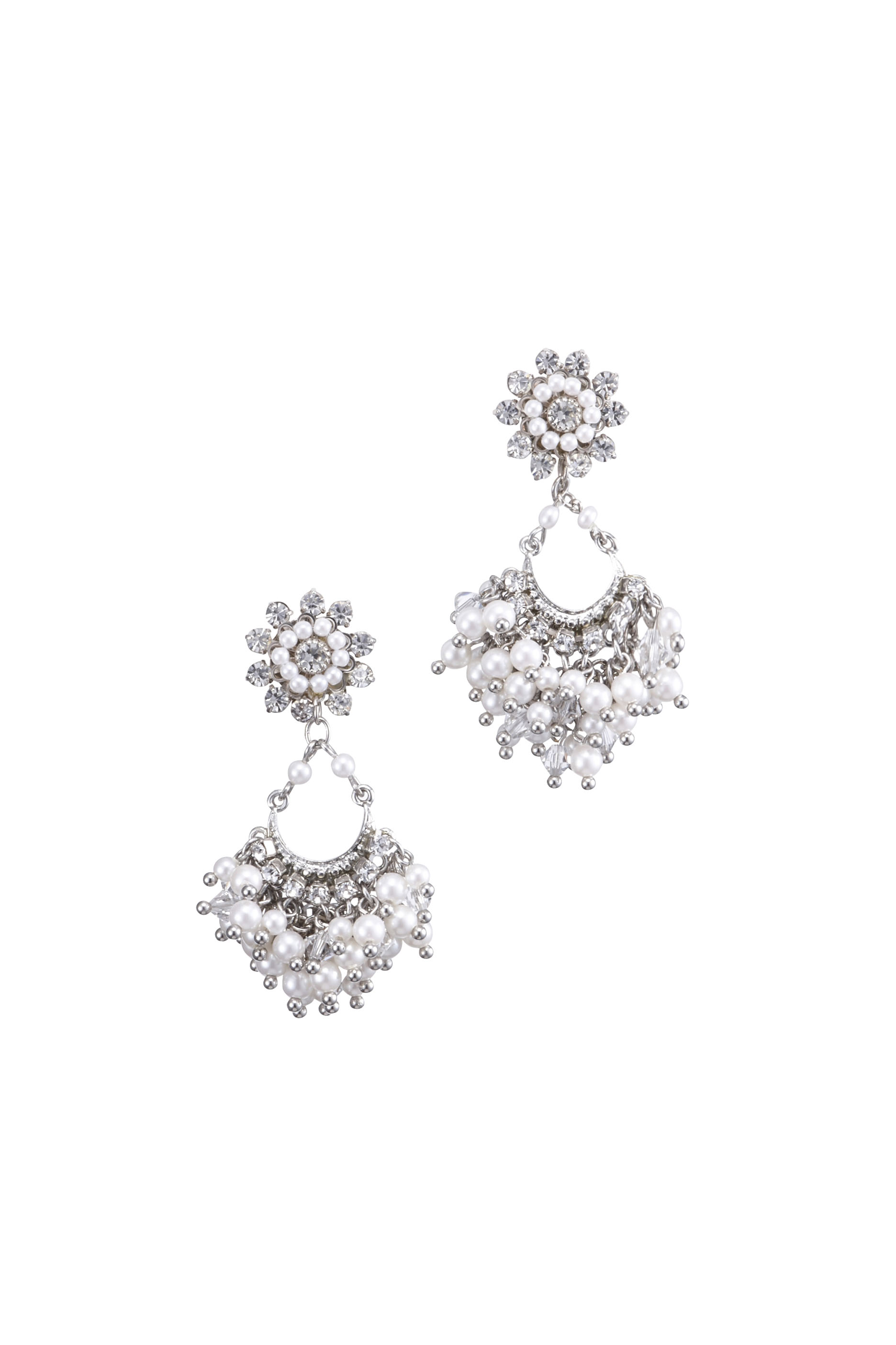 [RENTAL][LARA EARRINGS]by orgablanca(参考価格¥16,200)