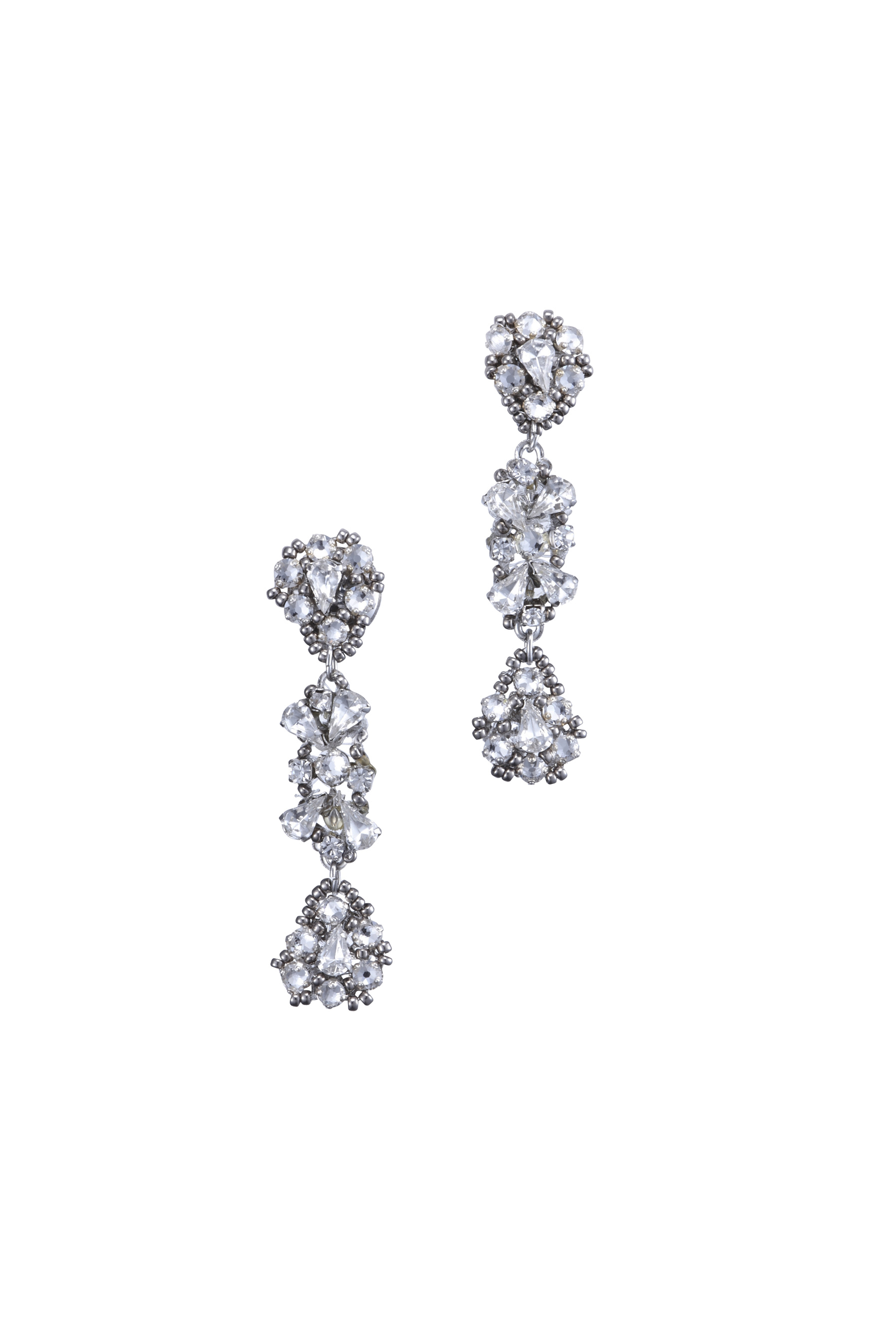 [RENTAL][LILI EARRING]by orgablanca(参考価格¥16,200)