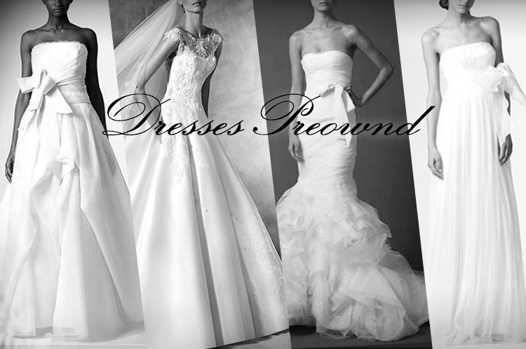 Dresses Preownd