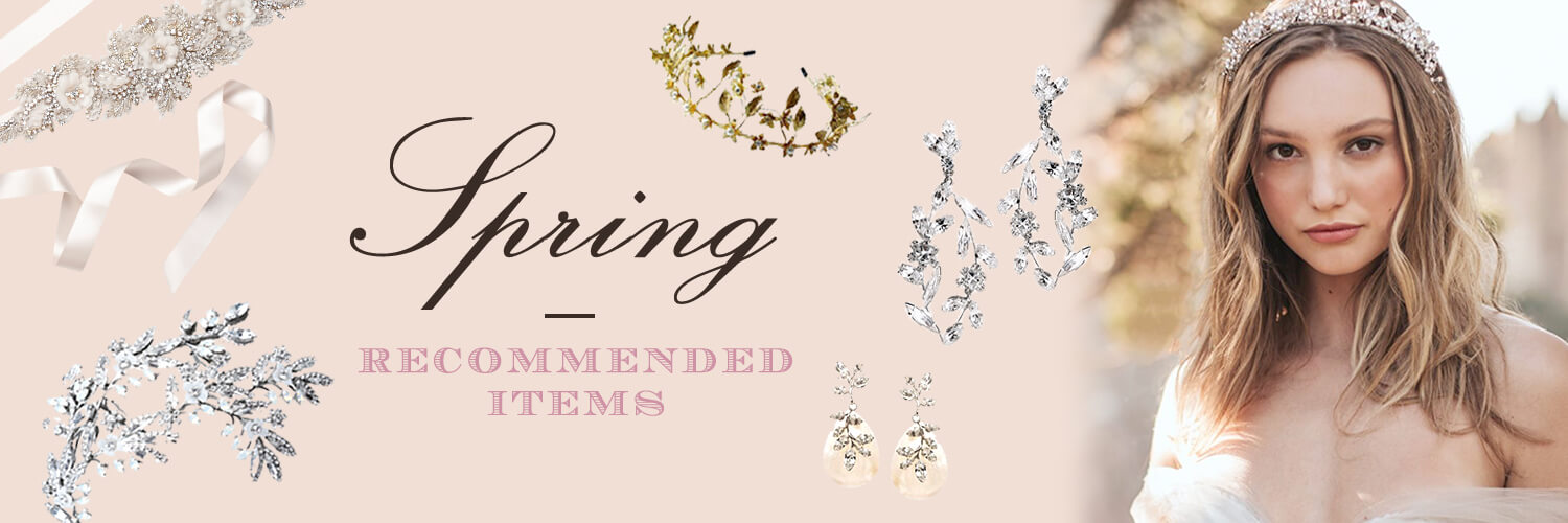 Spring Recommend Items